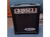 Rockburn FG 10 Practise Guitar Amp 10 Watt Sell or Swap