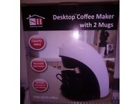 Brand New Sherwood Home Coffee Maker