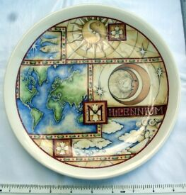 Genuine Collector's Poole Pottery Millenium Studio Dish