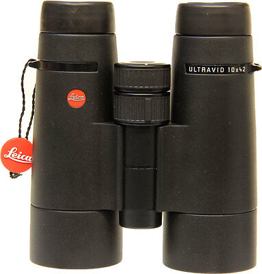 Leica 10x42 BR Ultravid binoculars , Just serviced by Leica