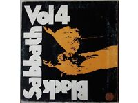 BLACK SABBATH - Black Sabbath Vol 4 - early UK VERTIGO SWIRL pressing - super tidy vinyl