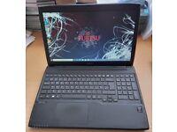 Fujitsu Laptop, Intel Core i3 4th Gen Processor, 128GB SSD HDD, 4GB Ram