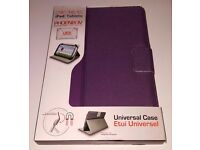 "Universal 9"" - 10.1"" Tablet case with magnetic flip"