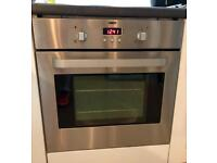 Zanussi Built-In Electric Single Stainless Steel Oven Model ZOB330X