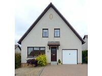 Cradlehall, Inverness, Immaculate 3 bedroomed Detached House for Sale