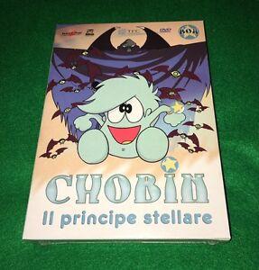 CHOBIN-IL-PRINCIPE-STELLARE-BOX-5-DVD-NUOVO-FUORI-CATALOGO