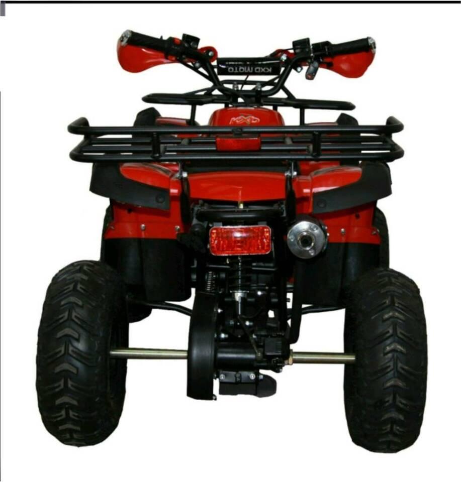 Lagerverkauf Benzin Quad ATV 125ccm in Hamburg