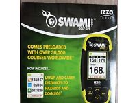 New, boxed Swami 4000+ Golf GPS