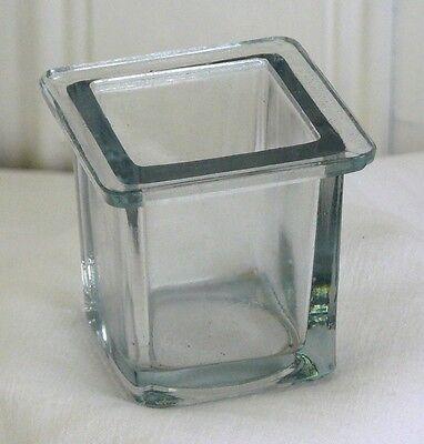 Kaffeeauffangglas Ersatzglas für Wandkaffeemühle Auffangbehälter  Auffangglas