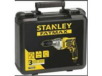 STANLEY DRILL 750 BRAND NEW SEALED UNOPENED £39