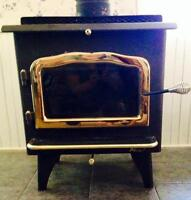 Heritage Cartier 1 Wood stove