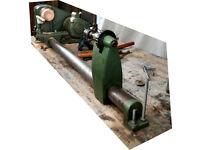 NWL-37 5 Speed Wood Tuning Lathe