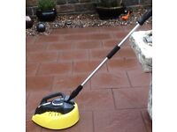 Karcher T400 Plus T-Racer Patio Cleaner - Pressure Washer Accessory