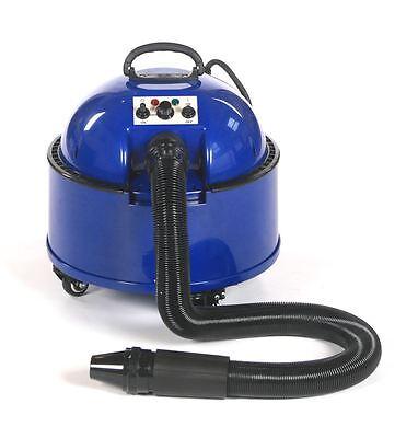 Pedigroom Profesional Perro Higiene Mascotas Pelo Secador Blaster Azul 2800W