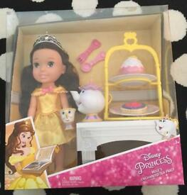 Belle's Enchanted Tea Party set bnib