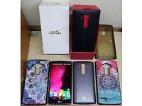LG G4 H815 32GB, Titan Grey, Unlocked with accessories best flagship phone like new condition