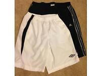 2x Men's Shorts, Size XL, Excellent Condition