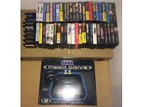 Sega Mega Drive Console Bundle
