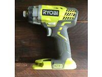 Ryobi One, Power tools, Impact Driver, Sander, Battery, Large Tool bag Good condition, £110