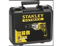 STANLEY DRILL 750 BRAND NEW UNOPENED £39