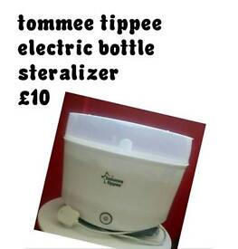 Electric steralizer