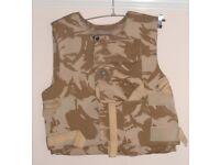 British Army Body Armour