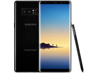 Wanted Samsung Note 8