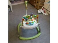 Fisher Price Jumperoo Space Saver