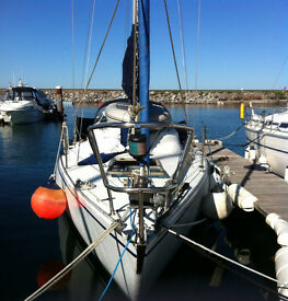 Miura 31 - GRP Fin Keel Sailing Yacht - 1977
