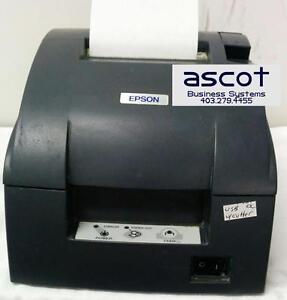 Epson TM U220 printer
