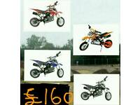 New 49cc kids mini moto pit bike crosser boxed warranty
