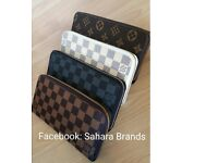 Ladies Purse Bag Handbag Louis Vuitton £25 Lv Scarf