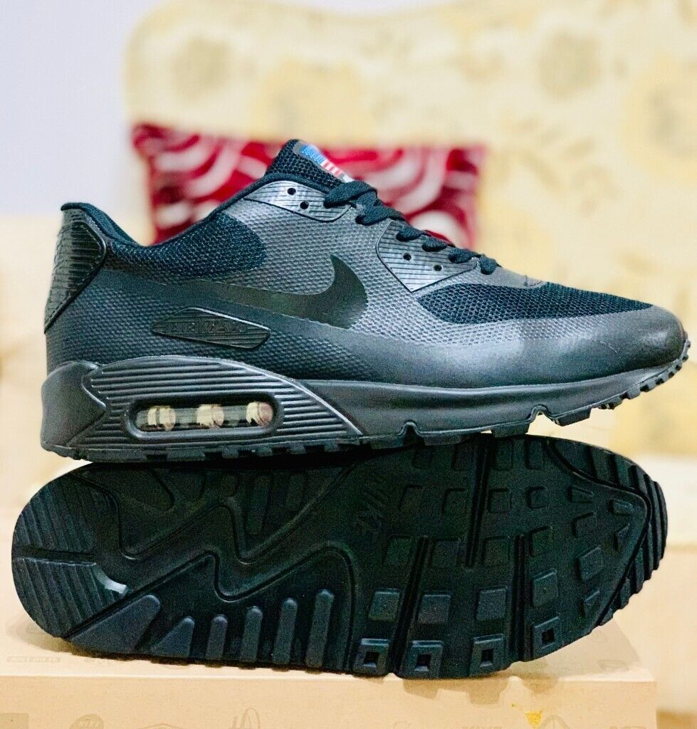 nike air max 90 hyperfuse black independance day all sizes inc delivery paypal x | in Hockley, West Midlands | Gumtree