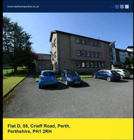 Spacious one bedroom flat near Perth College