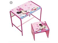 Minnie mouse bedroom furniture and accessories