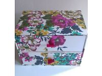 Beautify Makeup/jewellery Organiser 2 Drawers Storage Box / Drawers Makeup and jewellery box/storage