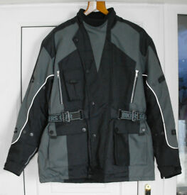 Motorcycle Jacket. New & Unused!