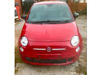 2012 FIAT 500 TWINAIR DAMAGED REPAIRABLE SALVAGE SPARES OR REPAIRS CAT C D BARGAIN