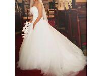 Mori Lee stunning princess style wedding dress