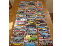 Classic Ford Magazine 2016 11 Issues January to November + Summer Issue + Fast Ford Issue + 2 others