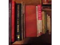 14 books on collecting, also includes a few collecting magazines