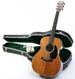 Martin 000-28 Electro Acoustic Guitar & Original Hard Case