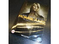 HOMELAND SEASON 5 DVD - NEW & SEALED - UNWANTED PRESENT