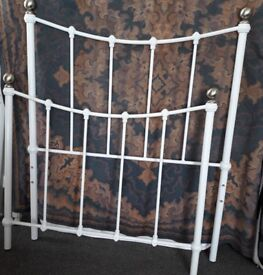 Victorian style single bed 3ft.