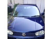 Golf GTI for sale we have had the car for 9years.New MOT good condition Category D reg 5yr ago