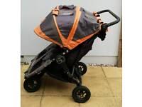 City Mini Baby Jogger Twin Push Chair