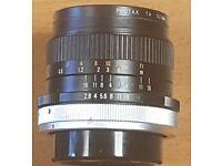 Auto Super Paragon PMC 28mm F2.8 Wide Angle Lens Canon Fit