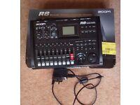 Zoom R8 8 track digital recorder