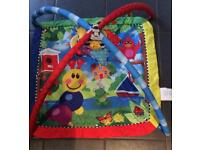 Baby Einstein playmat suitable from birth excellent condition