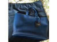 Armani jeans blue brand new handbag